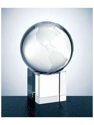 WORLD GLOBE CUBE