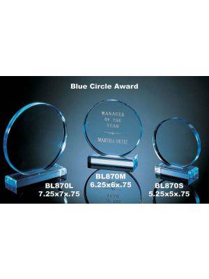 Blue Circle Award - I