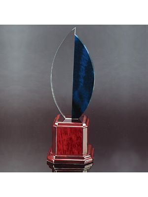 Elegant Curvature Flame Award