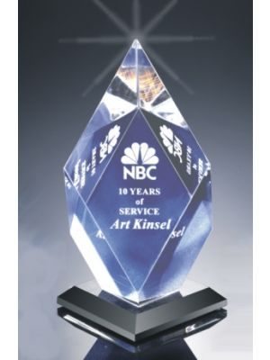 Diamond Peak Paper Weight