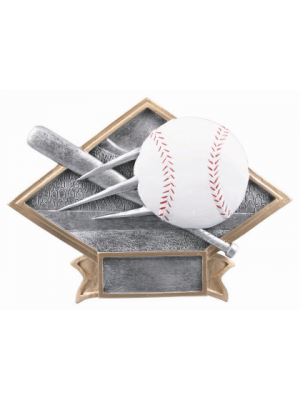 Diamond Plate - Baseball