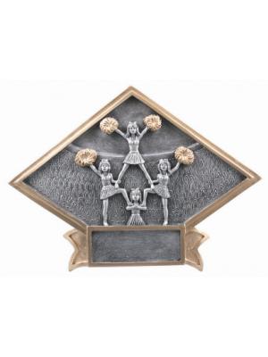 Diamond Plate - Cheerleading