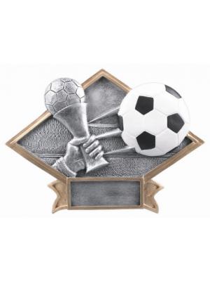 Diamond Plate - Soccer