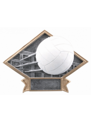 Diamond Plate - Volleyball