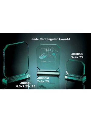 Jade Rectangular Award - I