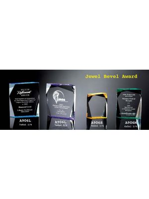 Jewel Bevel Award