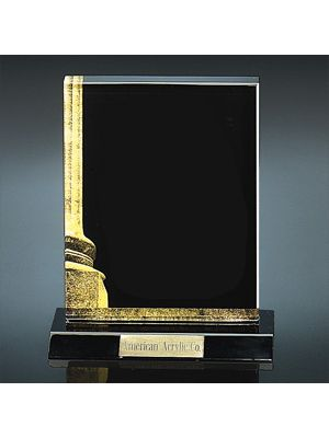 Romanesque Award - Black