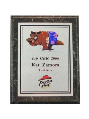 Sublimation Plaque